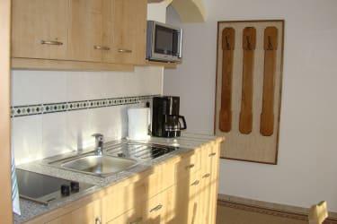 Familienwohnung Küche