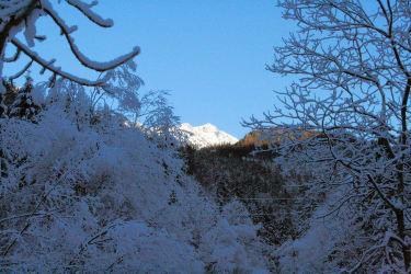Ötscherblick Winter