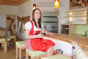 Höhenstein - An der Bar