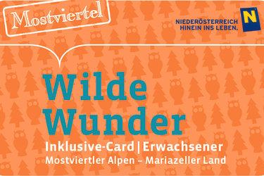 Wilde Wunder Card kostenlos von Mai bis Oktober