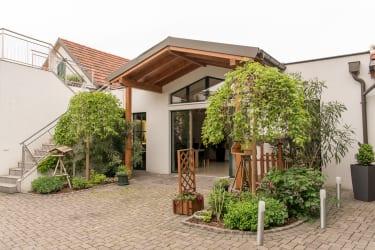 Familie Bauer - Innenhof