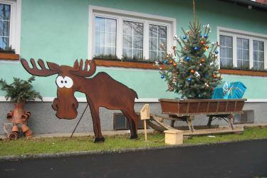 Weihnachtselch
