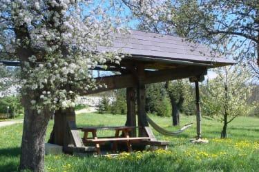 Unser Garten zum Entspannen und Wohlfühlen