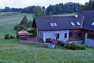 Simandlmühle - Aussenansicht Ferienhaus