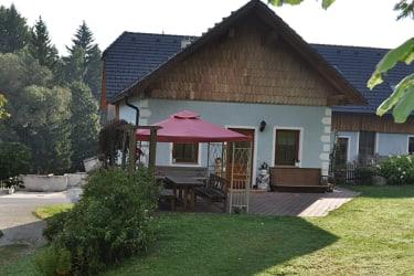 Simandlmühle - Eingang Ferienhaus