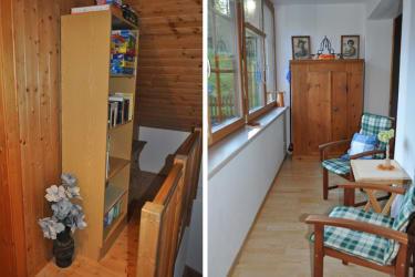 Simandlmühle - Obergeschoss Ferienhaus