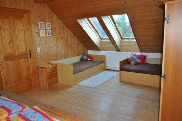 Simandlmühle - Schlafzimmer Ferienhaus