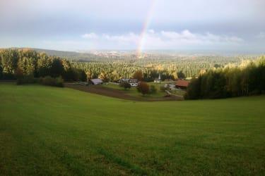 Panoramabild  vom Traxlerberg
