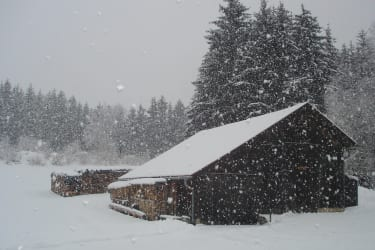 Die Winterzeit wie im Märchen bei uns erleben