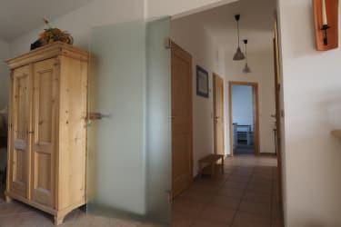 Ferienwohnung Kottes - Eingang zur Ferienwohnung