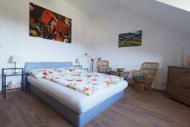 Ferienwohnung Kottes - Schlafzimmer