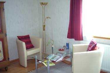 Sitzecke Entspannungszimmer