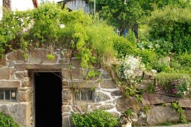 Biohof Besenbäck - Der praktische Erdkeller