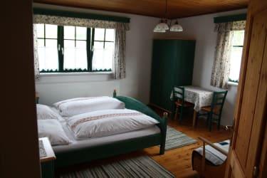 Eines unserer gemütlichen Doppelzimmer