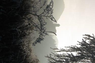 Verträumte Burg Rappottenstein