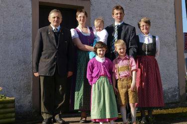 Familie ZEILINGER