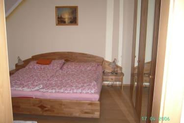 Schlafzimmer Wohnung Nr.1