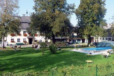 Haus und Hof Sommer