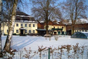 Haus und Hof Winter