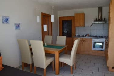 Küche Panoramablick
