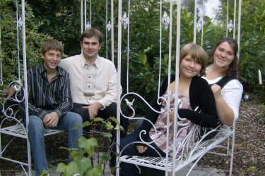 das sind wir, Familie Schnitzinger
