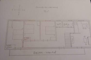 Sonnenblumenhaus Plan