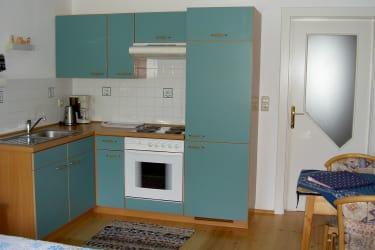 Troadkoast´n Zimmer Kochnische