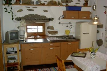 Ferienwohnung MARGERITE - Wohnküche