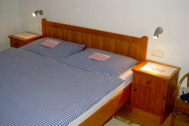 Ferienwohnung MARGERITE - Schlafzimmer