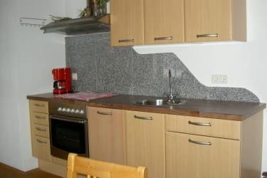 Ferienwohnung MELISSE - Küche