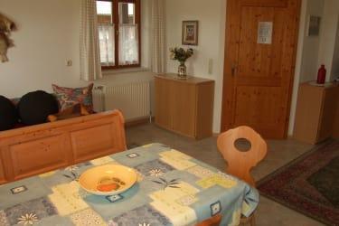 Wohnraum - Apartment 1