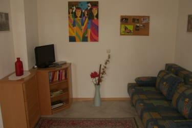 TV-Ecke - Apartment 1