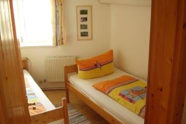 Ferienwohnung ABENDROT - Kinderschlafzimmer
