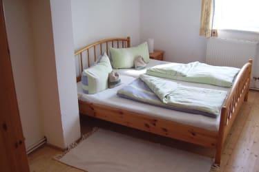 Ferienwohnung ABENDROT - Elternschlafzimmer