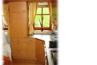 Mohnblume Küche