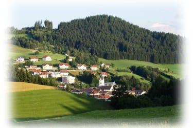 Blick nach Unterweißenbach