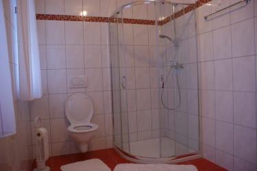 Dusche/WC Ferienwohnung 1