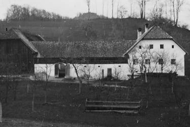 Unser Hof im Jahre 1940