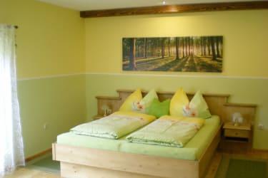 Schlafzimmer Sonnstein