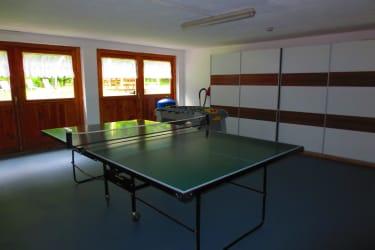 Tischtennisraum