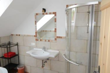 Badezimmer Wohnung Traunstein