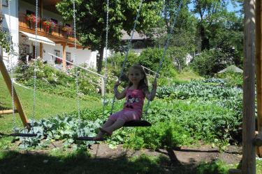 Schaukeln durchs Gemüse