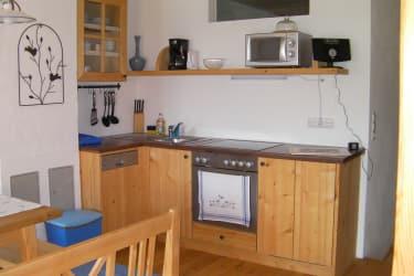 Küche Wohnung Kasberg