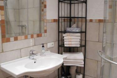 Badezimmer Wohnung Kasberg