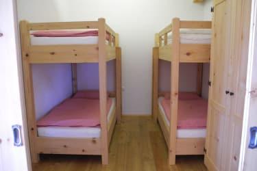 Kinderschlafbereich Wohnung Traunstein