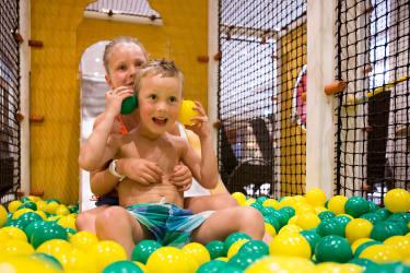 Spaß im Kinderparadies