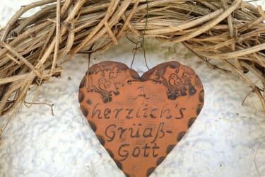 Herzlich´s Grüaß Gott bei uns !