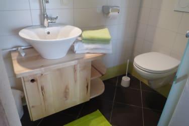 Sanitärbereich Zimmer