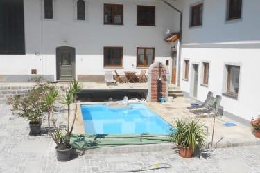 Neu ab 2015 Pool im Innenhof