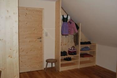 Holzwohnstudio Tür